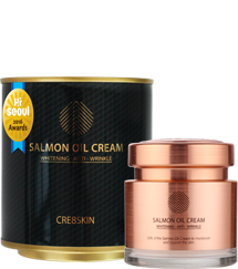 salmon oil cream